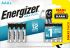 Energizer MAX Alkaline AAA Batteries 1.5V -8 Pack