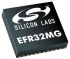 Silicon Labs EFR32MG1B132F256GM48-B0 1.85 → 3.8V Wireless MCU, Thread, ZigBee, ZigBee RC I2S, IrDA, RS485,