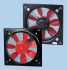 168W Axial Plate Fan, 355mm