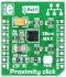 MikroElektronika MIKROE-1445, Proximity Click, Näherungssensor, Zusatzplatine, für mikroBUS