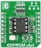 mikroBus add-on board EEPROM Click