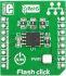 mikroBus add-on board Flash Click 8Mb