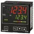 Panasonic AKT9R Panel Mount PID Temperature Controller, 96 x 406mm 1 Input, 3 Output DC Current