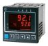 P.M.A KS92 PID Temperature Controller, 96 x 96 (1/4 DIN)mm, 4 Output Relay, 90 → 250 V ac Supply Voltage ON/OFF