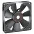 ebm-papst 4000F Series Axial Fan, 119 x 119 x 25.4mm, 169.9m³/h, 5W, 24 V dc