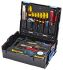 Gedore 36 Piece VDE/1000 V Electricians Tool Kit