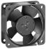 ebm-papst 614 Series Axial Fan, 60 x 25mm, 24 V dc