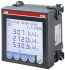ABB M2M LV LCD Digital Power Meter, 96mm x 96mm, 12-Digits,