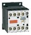 Lovato Orange BG 3 Pole Contactor - 9 A, 110 V ac Coil, 3NO/1NO, 4 kW