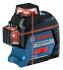 Bosch GLL 3-80 Laser Alignment Tool, 540Nm Laser wavelength, Indoor