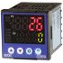 WIKA Panel Mount PID Temperature Controller, 48 x 48mm Relay, 24 V ac/dc, 100  240 V ac Supply Voltage