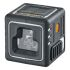 Laserliner CompactCube-Laser 3 Laser Level, 635nm Laser wavelength