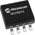 Operationsverstärker MCP6072T-E/SN Präzision, 6 V 1.2MHz R-R SOIC, 8-Pin 10 kHz Rail-to-Rail In/Out