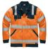 Dickies SA30015 Orange/Navy Men's L Hi Vis Jacket