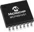 Reloj en tiempo real (RTC) Microchip Technology MCP79400-I/MS I2C,, MSOP, 8-Pines