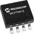 Reloj en tiempo real (RTC) Microchip Technology MCP79412-I/MS I2C,, MSOP, 8-Pines