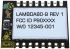 RF Solutions, LoRa Module Transceiver 2.4GHz, -132dBm Receiver Sensitivity