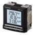 Socomec DIRIS A20 1, 3 Phase Backlit LCD Digital Power Meter with Pulse Output, 92mm Cutout Height