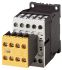 Safety contactor, 3-pole + 2 NO + 3 NC,