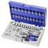 Expert by Facom E030702 42 Piece Socket Set, 1/4 in Square Drive