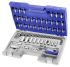 61 PIECE 3/8 SOCKET SET