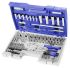 Expert by Facom E034805 98 Piece Socket Set, 1/2 in, 1/4 in Square Drive