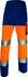 Delta Plus High Visibility Hi Vis Trousers, XL Waist Size