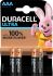 Duracell Ultra Power Alkaline AAA Batteries 1.5V
