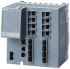 Siemens Ethernet Switch, 24 RJ45 port, 24V, 10 Mbit/s, 100 Mbit/s, 1000 Mbit/s Transmission Speed, DIN Rail Mount