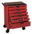 Teng Tools 7 drawers  Metal Tool Box