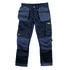 DeWALT HARRISON Black Men's Trousers 30in, 76.2cm Waist