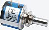 Vishay 533 Series Wirewound Potentiometer with a 6.35
