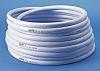 RS PRO PVC Flexible Tubing, White, 26mm External