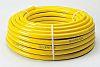 RS PRO PVC Flexible Tubing, Yellow, 17.5mm External
