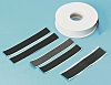 Velcro Black Hook & Loop Tape, 25mm x
