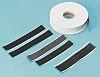 Velcro Black Hook & Loop Tape, 20mm x