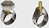 Unex Brass (Bolt), Stainless Steel Slotted Screw Unex,