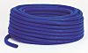 RS PRO PVC Flexible Tubing, Blue, 24.5mm External