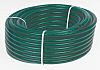 RS PRO PVC Flexible Tubing, Green, 50m Long,