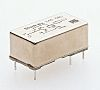 TE Connectivity DPDT PCB Mount Latching Relay -