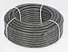 RS PRO Air Hose Black Antistatic PVC 18mm