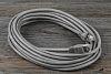 RS PRO Grey Cat5e Cable STP, 5m Male RJ45/Male RJ45 Terminated