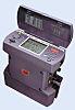 Ohmiómetro Megger DLR010X, calibrado RS, medición máx. 2000 Ω, resolución 100nΩ