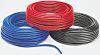 RS PRO PVC Flexible Tubing, Red, 17mm External