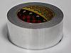 3M 1436 Conductive Metallic Tape, 50mm x 50m