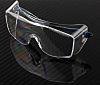Okulary ochronne, OX3000 Coverspec, Przezroczysty, Okulary ochronne