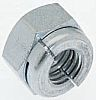 Aerotight, M12, 19mm Plain Aerotight Lock Nut
