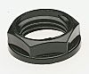 CMP Black Nylon Cable Gland Locknut, PG29 Thread