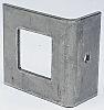 Unistrut Stainless Steel Window Bracket, Fits Channel Size