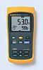 Digitální teploměr Ruční FLUKE-51-2, přesnost: ±0,05 % Celsius, Fahrenheit, Průmyslové, typ sondy: E, J, K, T, typ